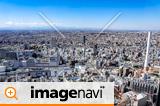 【東京都】池袋・サンシャインシティ展望台からの都市風景