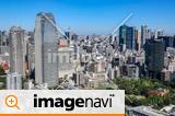【東京都】港区 東京タワー展望台からの都市風景